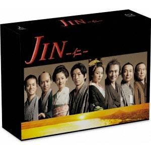 【送料無料】JIN-仁- Blu-ray BOX 【Blu-ray】