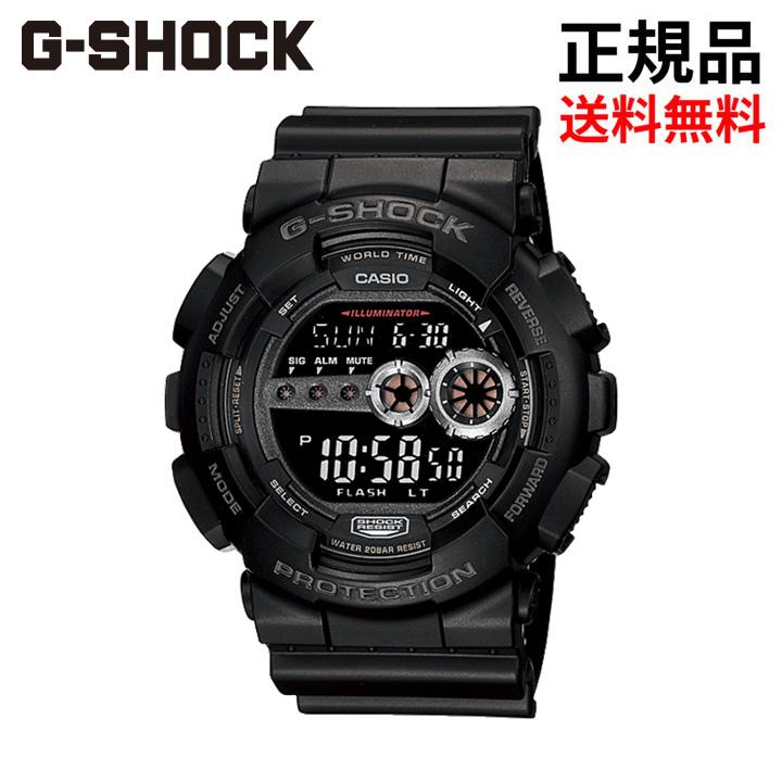 【送料無料】G-SHOCK GD-100-1BJF Gショック ジーショック 国内正規品【CASIO /カシオ】