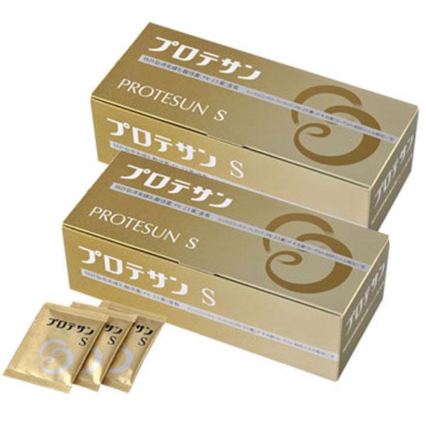 プロテサンS ソフト顆粒 FK-23乳酸菌4兆個 67.5g 1.5g×45包 2個セット ニチニチ製薬 濃縮乳酸菌サプリメント