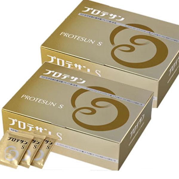 プロテサンS ソフト顆粒 FK-23乳酸菌4兆個 150g 1.5g×100包 2個セット ニチニチ製薬 濃縮乳酸菌サプリメント