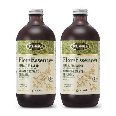 Flor・Essence+ フローエッセンス+ リキッド 500ml 2本セット FLORA フローラ ハーブエキス
