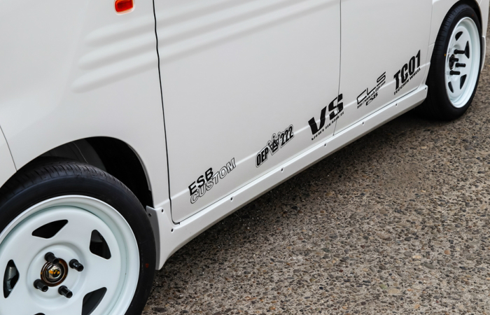 N-VAN JJ1 サイドステップ【CLS VS】Nバン エヌバン