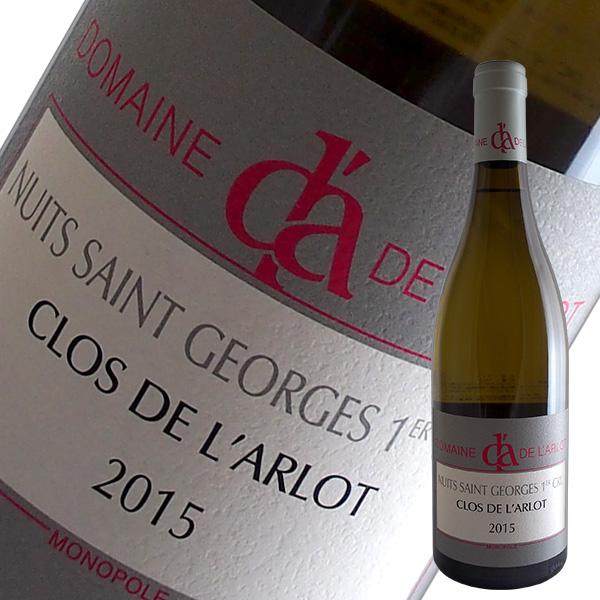 ニュイ サン ジョルジュ1級クロ デ ラルロ ブラン[2015]ラルロ(白ワイン ブルゴーニュ)