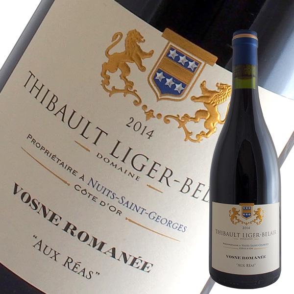 ヴォーヌロマネ オー レア[2014]ティボー リジェ ベレール(赤ワイン ブルゴーニュ)