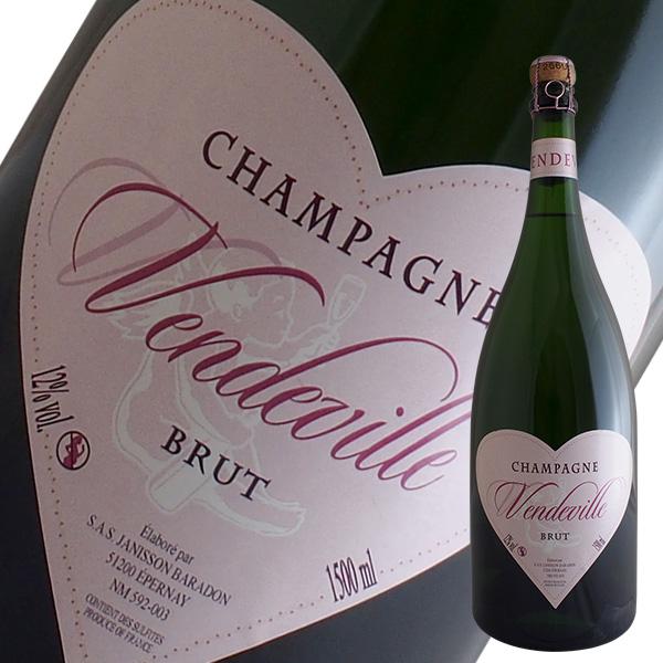 ヴァンドヴィル マグナム[N.V]ジャニソン バラドン1500ml(シャンパン)
