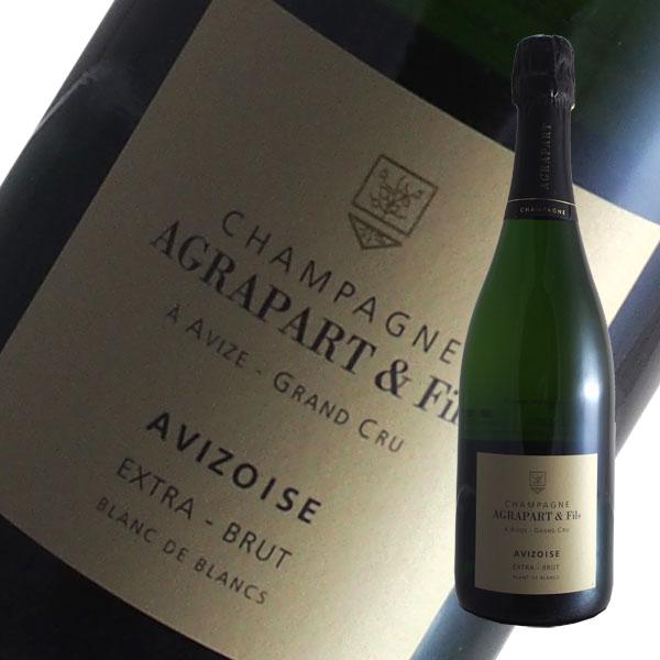 ブラン ド ブラン アヴィゾワーズ エクストラブリュット グランクリュ[2009]アグラパール(スパークリングワイン シャンパン)
