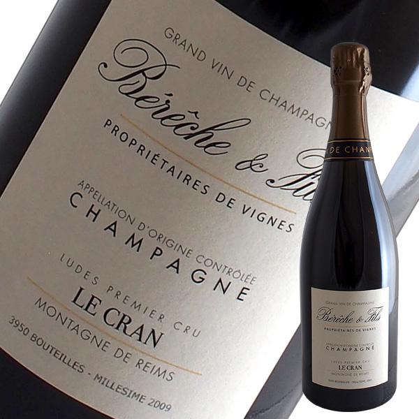 ル クラン プルミエクリュ エキストラ ブリュット[2009]ベレッシュ(シャンパン)
