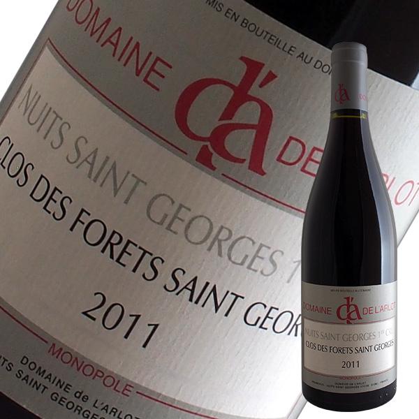 ニュイ サン ジョルジュ1級クロ デ フォレ サン ジョルジュ[2011]ラルロ(赤ワイン ブルゴーニュ)
