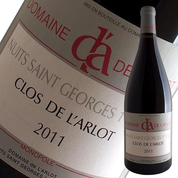 ニュイ サン ジョルジュ1級クロ デ ラルロ マグナム[2011]ラルロ(赤ワイン ブルゴーニュ)1500ml