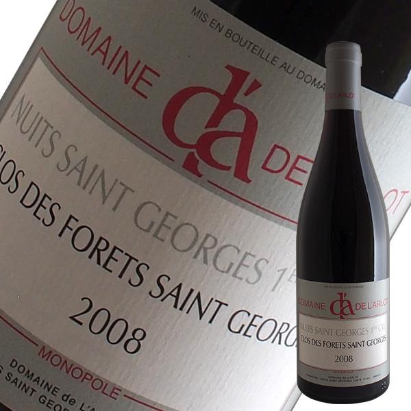 ニュイ サン ジョルジュ1級クロ デ フォレ サン ジョルジュ[2008]ラルロ(赤ワイン ブルゴーニュ)