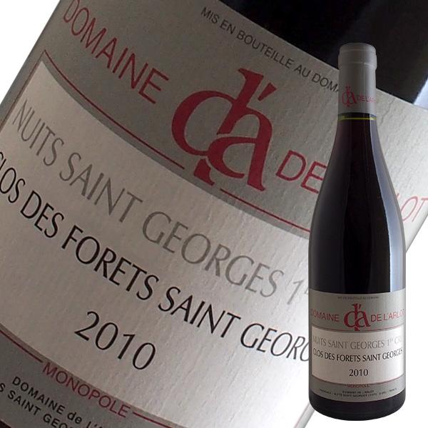 ニュイ サン ジョルジュ1級クロ デ フォレ サン ジョルジュ[2010]ラルロ(赤ワイン ブルゴーニュ)
