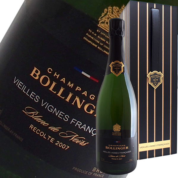 ボランジェ ヴィエーユ ヴィーニュ フランセーズ[2007]ボランジェ(シャンパン)【ギフトボックス】【正規品】