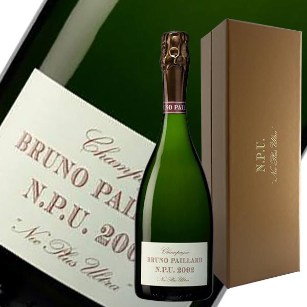 N.P.Uネック プリュ ウルトラ[2002]ブルーノ パイヤール(シャンパン)【ギフトボックス】