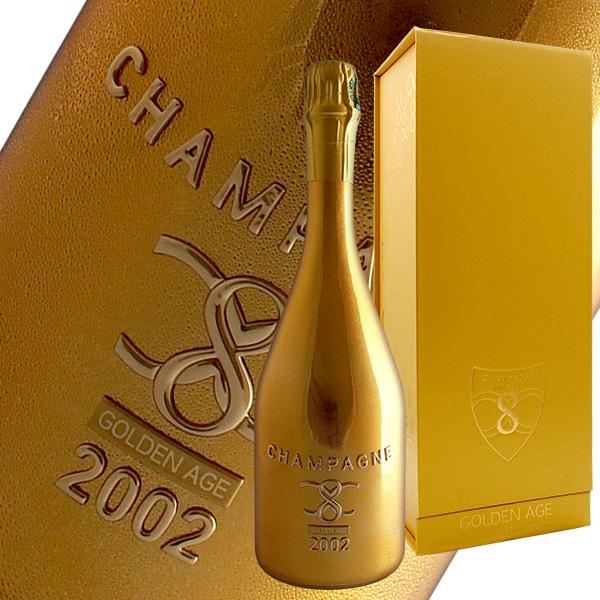 インフィニットエイト ゴールデン エイジ[2002](シャンパン)【ギフトボックス】【正規品】