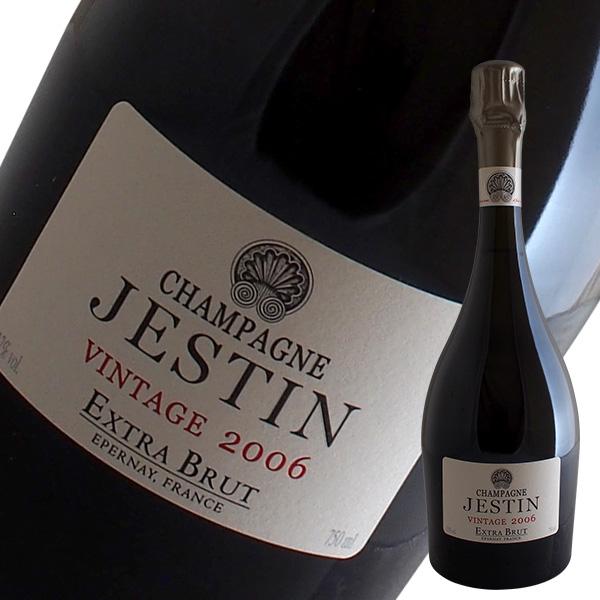 ジェスタン エキストラ ブリュット[2006]エルヴェ ジェスタン(シャンパン)