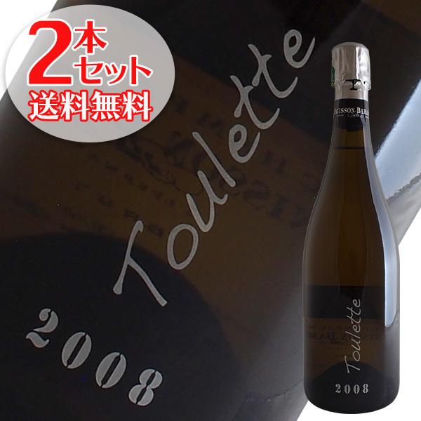 【送料無料】2本セット トゥレット[2008]ジャニソン バラドン(シャンパン)