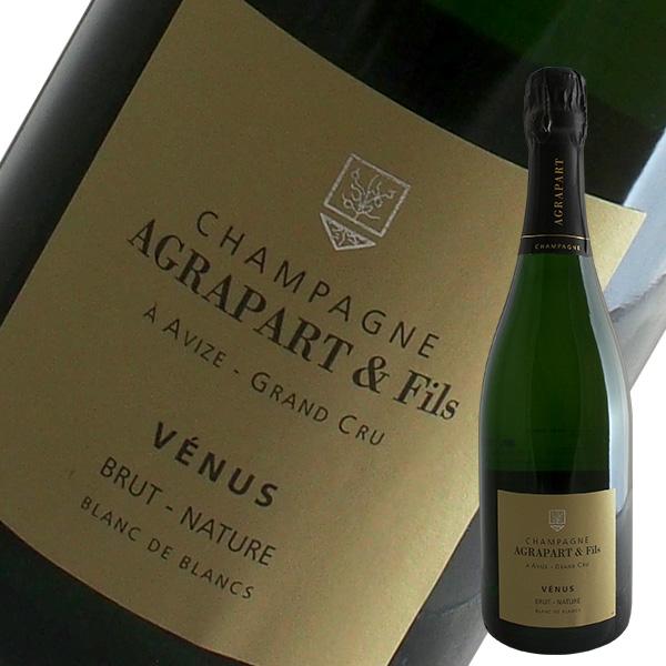 ブラン ド ブラン ヴェヌス ブリュットナチュール グランクリュ[2011]アグラパール(シャンパン)