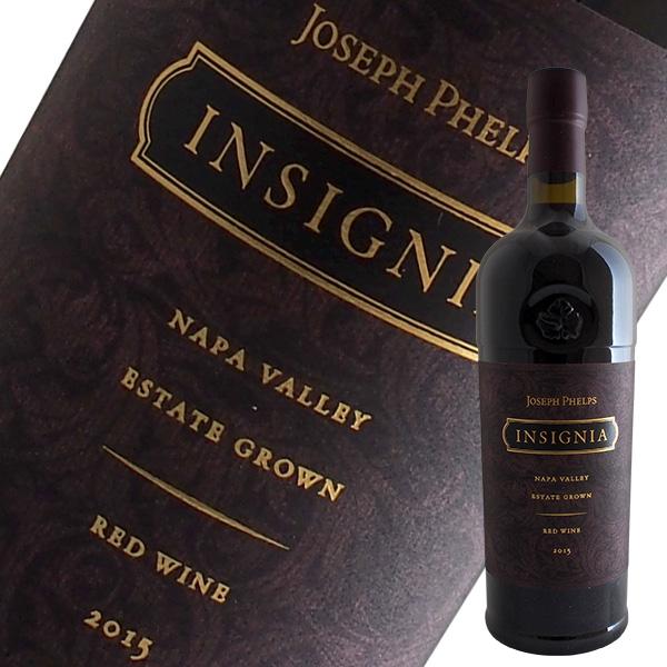 インシグニア[2015]ジョセフ フェルプス(赤ワイン カリフォルニア)