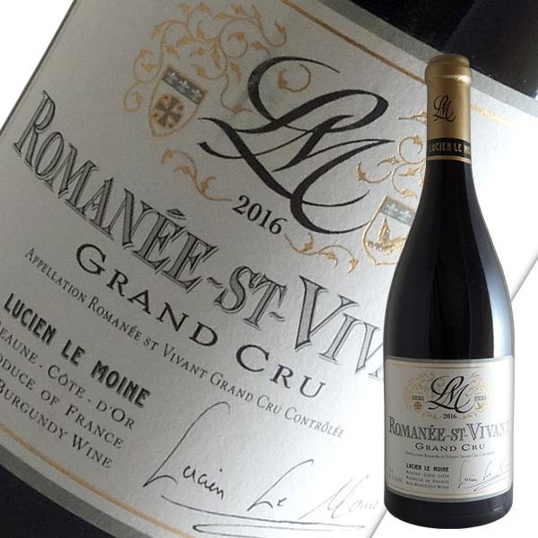 ロマネ サン ヴィヴァン特級[2016]ルシアン ル モワンヌ(赤ワイン フランス)