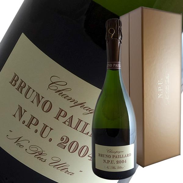 N.P.Uネック プリュ ウルトラ[2004]ブルーノ パイヤール(シャンパン)【ギフトボックス】