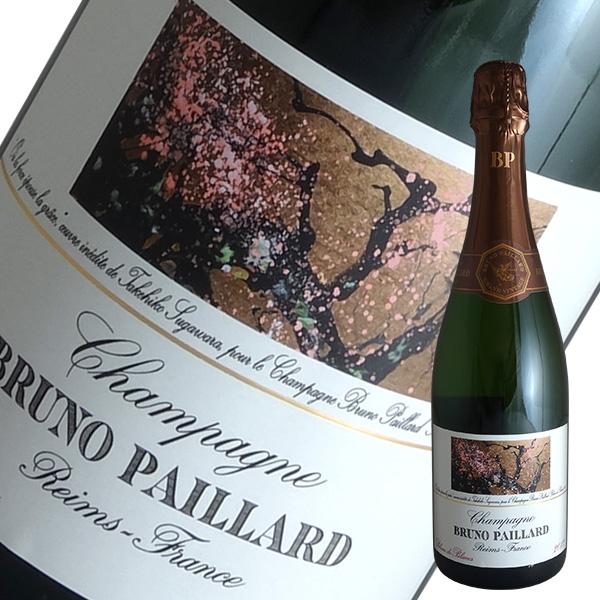 ブルーノ 優先配送 パイヤール シャンパン エクストラ ブリュット SEAL限定商品 2012 ブラン ブルーノパイヤール ド