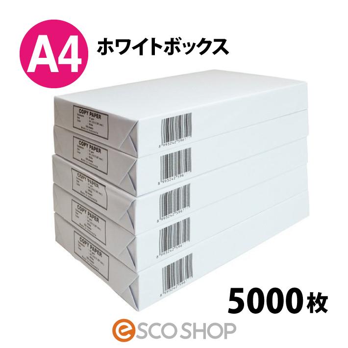 拷贝纸 A4 5000 张拷贝纸激光复印机和激光打印机纸