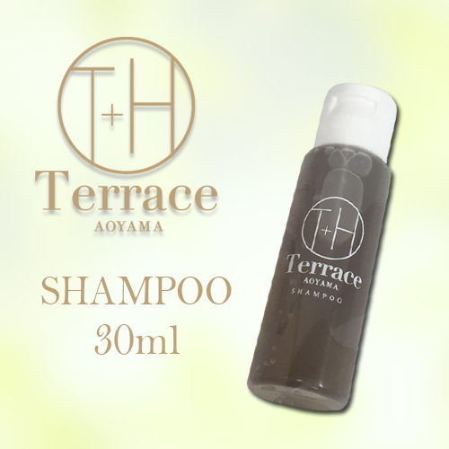 露台洗发水Terrace SHAMPOO 30ml小型瓶