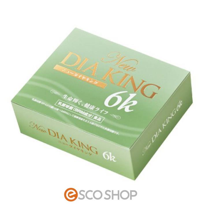 乳酸菌サプリメント NEWダイヤキング6K (90包)(ダイエット 栄養補助食品 乳酸球菌 EF-621K ダイヤ製薬)(送料無料)