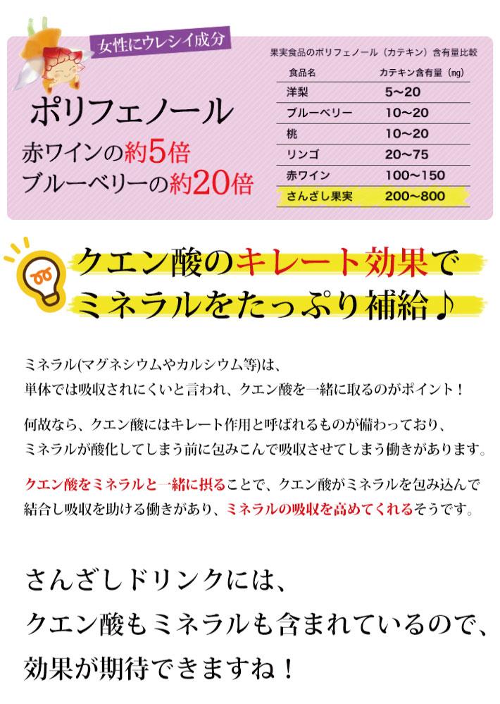 Fruit herb さんざし drink 900mL 12 set
