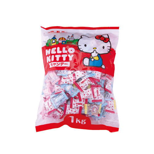 1 kg of Hello Kitty candy