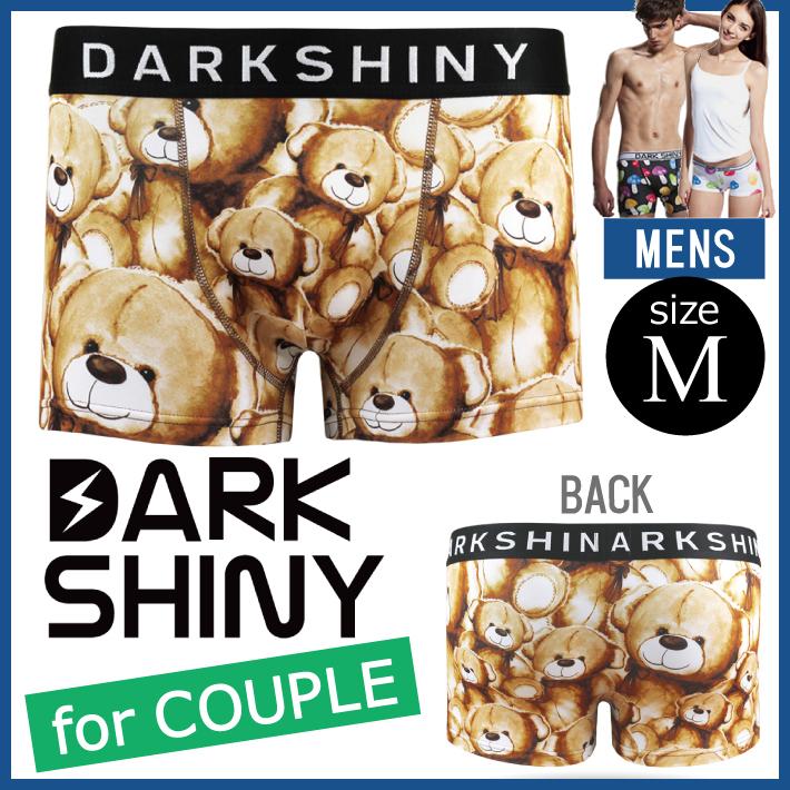 DARK SHINY dark shiny YLLB01 イエローラベルデディーベアメンズ M