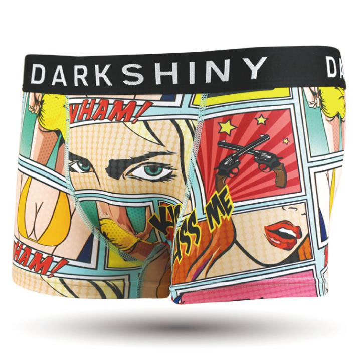 DARK SHINY dark shiny YLLB07 yellow label Peeping Tom men M