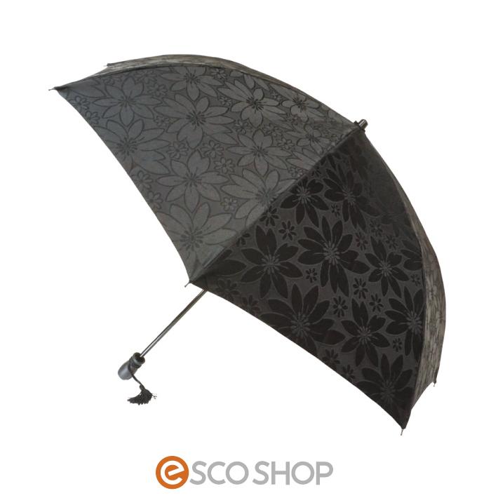 傘 甲州織 晴雨兼用折日傘(HM251E)(送料無料)メーカー直送 代引不可 同梱不可