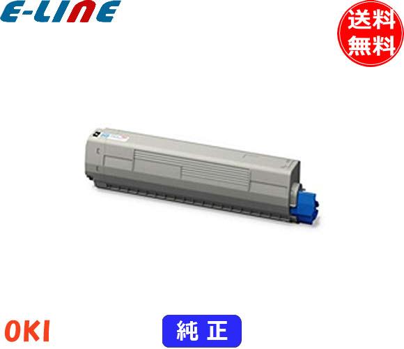 オキ TNR-C3LC2 トナーカートリッジ シアン 純正トナー 「送料無料」「smtb-F」