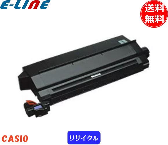 トナーセット カシオ N5000-TSK ブラック (リサイクルトナー)「E&Qマーク認定品」「送料無料」「smtb-F」