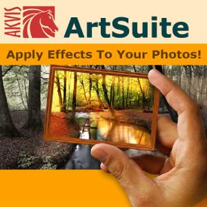 【キャッシュレス5%還元】【35分でお届け】AKVIS ArtSuite Home 15.0 プラグイン【shareEDGEプロジェクト】【ダウンロード版】
