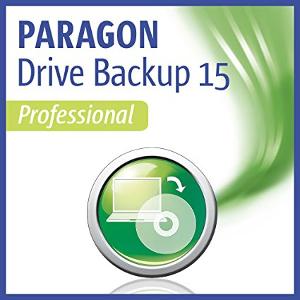 【キャッシュレス5%還元】【35分でお届け】Paragon Drive Backup 15 Professional【パラゴン】【ダウンロード版】