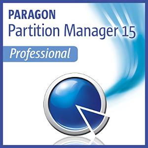 【キャッシュレス5%還元】【35分でお届け】Paragon Partition Manager 15 Professional【パラゴン】【ダウンロード版】