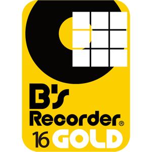 【キャッシュレス5%還元】【35分でお届け】B's Recorder GOLD16 ダウンロード版 【ソースネクスト】