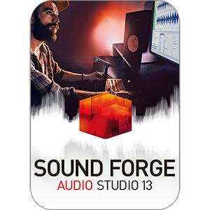 【キャッシュレス5%還元】【35分でお届け】SOUND FORGE Audio Studio 13 ダウンロード版【ソースネクスト】