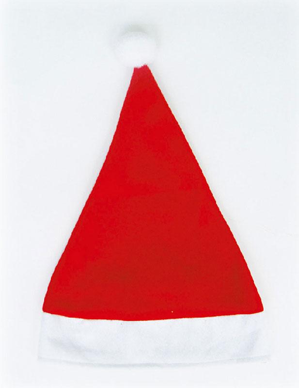【店舗・イベント用品】【クリスマス】【コスチューム】サンタ帽子48個セット