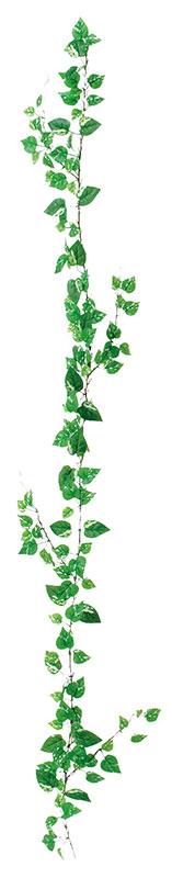 【店舗・イベント用品】【グリーン(観葉植物)】ミニリーフガーランド・ポトス12本セット