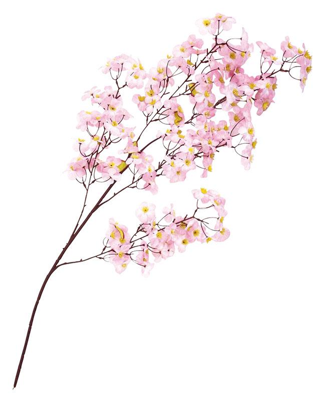 【店舗・イベント用品】【季節別ディスプレイ】【春】【桜】大枝シルク桜・12本セット