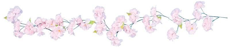 【店舗・イベント用品】【季節別ディスプレイ】【春】【桜】ガーランド・ラージチェリー・12本セット