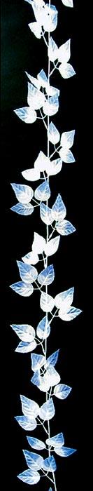 【店舗・イベント用品】【ディスプレイ】【花・アレンジ】ウィンターリーフガーランド24本セット