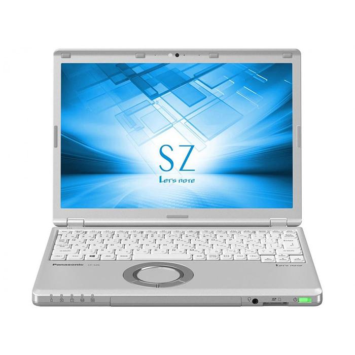 【中古】パナソニック 松下Let's note SZ5 Core i5 6300U SSD128GB 12.1 インチ WUXGA (1920x1200) 【DVD-RW 搭載可能】 Windows 10 Pro 64bit Office カメラ Bluetooth CF-SZ5ADFKS CF-SZ5HDDKS 等