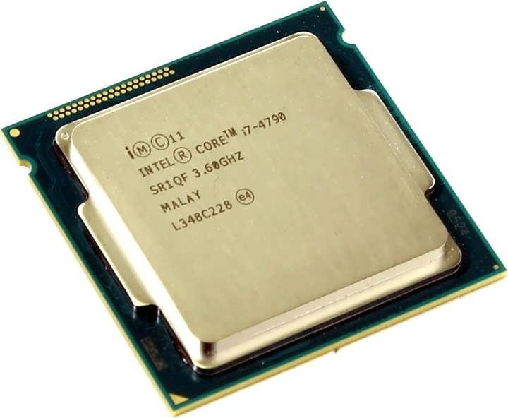 【中古】デスクトップPC用CPU INTEL Core i7-4790 3.6GHZ SR1QF インテル 増設CPU【送料無料】【美品】【開店セール】