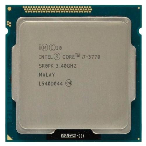 【中古】デスクトップPC用CPU INTEL Core i7-3770 3.40GHZ インテル 増設CPU