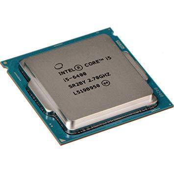 初期保障有 交換CPU 中古パーツ 代引き不可 I5-6400 送料無料 本体PC用CPU Intel CPU Core i5-6400 完動品 6Mキャッシュ 増設cpu 中古 贈り物 今だけ限定15%OFFクーポン発行中 2.7GHz インテル 初期保障あり