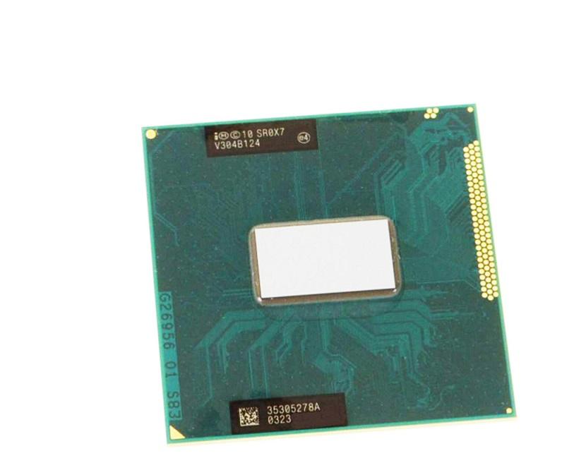 【中古】送料無料★ノートPC用CPU Intel インテル Core i5-3380M モバイル CPU 2.9GHz Socket G2 - SR0X7 ★初期保障あり★完動品★増設cpu